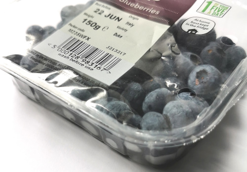 Printers for fruit and vegetable coding
