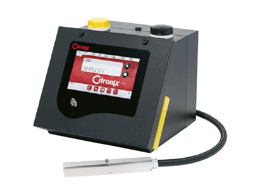 Citronix continuous inkjet printers